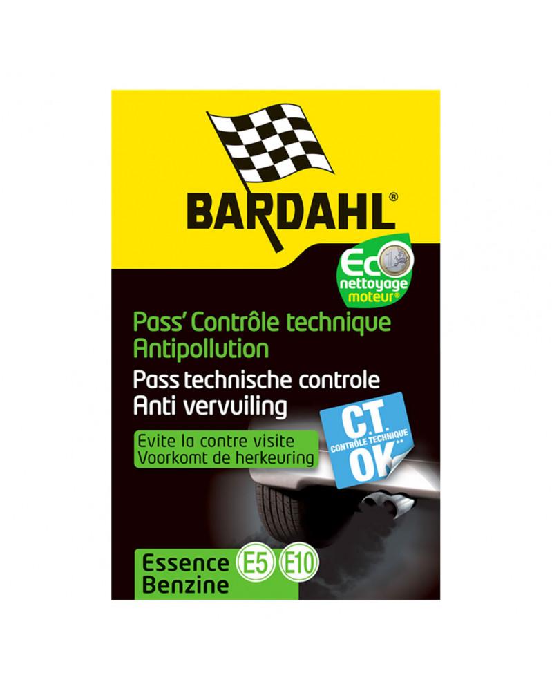 Pass contrôle technique essence: nettoyant injecteurs stop fumées - Bardahl| mongrossisteauto.com