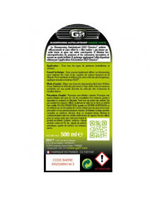 Shampooing Autolustrant pomme verte - GS27  mongrossisteauto.com
