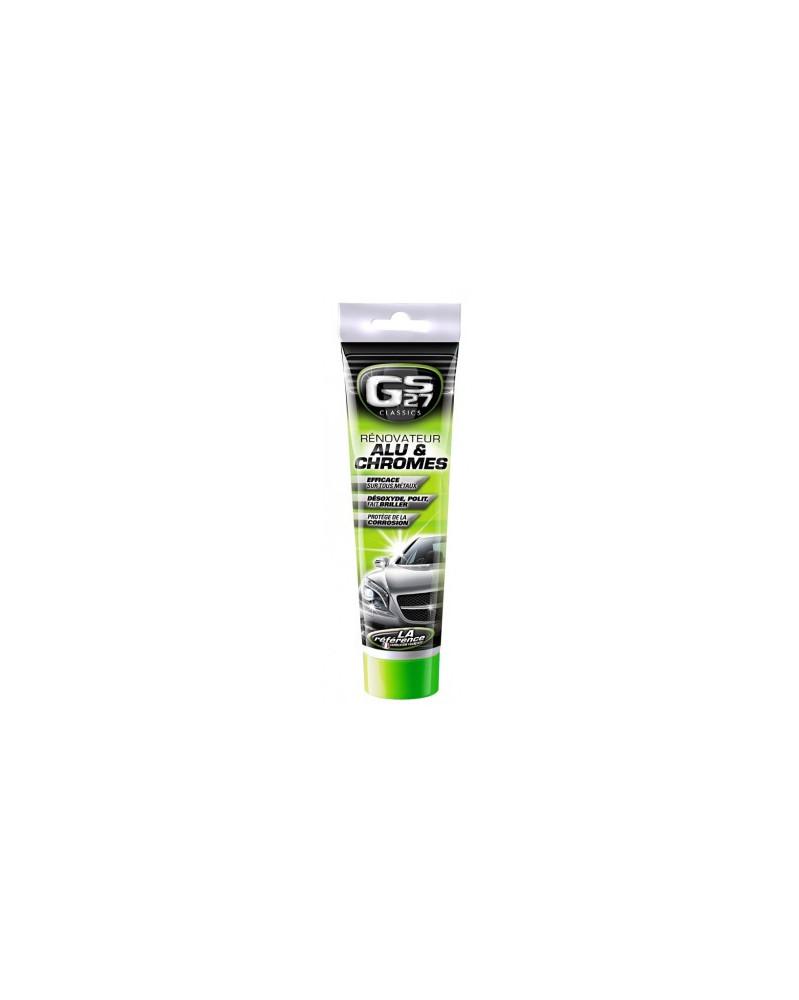 Renovateur Alu et Chromes - GS27 | mongrossisteauto.com