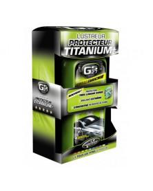 Coffret lustreur Titanium céramique - GS27 | Mongrossisteauto.com