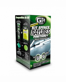 Kit Efface Rayures Finition + - GS27