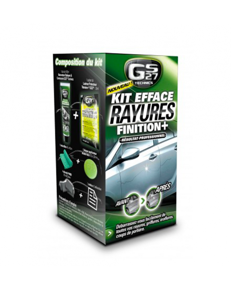 Kit Efface Rayures Finition + - GS27 | mongrossisteauto.com