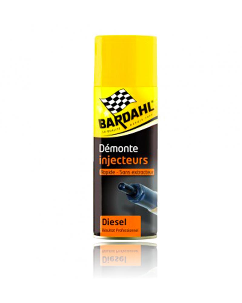 Démonte injecteurs Diesel 400ml - Bardahl  mongrossisteauto.com