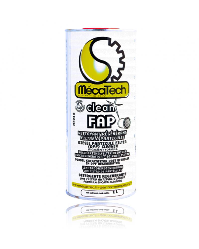 Clean FAP Nettoyant Régénérant FAP - Mecatech | mongrossisteauto.com