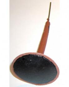 Boite de 24 champignons de réparation de pneu, tige Ø3mm KSTOOLS