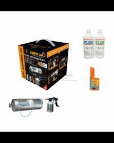 Warm up - Kit de nettoyage pour filtre à particules (F.A.P)