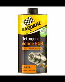 Nettoyant Vanne EGR DIESEL sans démontage 1L - Bardahl