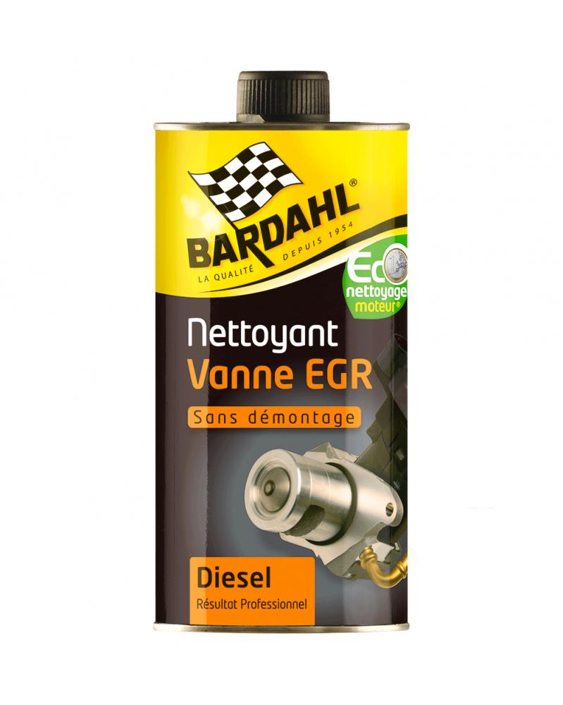 Nettoyant Vanne EGR DIESEL sans démontage 1L - Bardahl   Mongrossisteauto.com