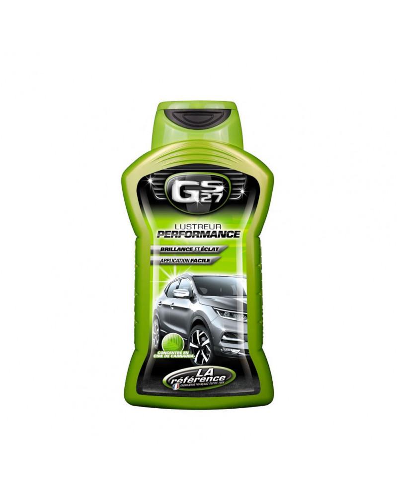 Lustreur Performance 500ml - GS27 | Mongrossisteauto.com