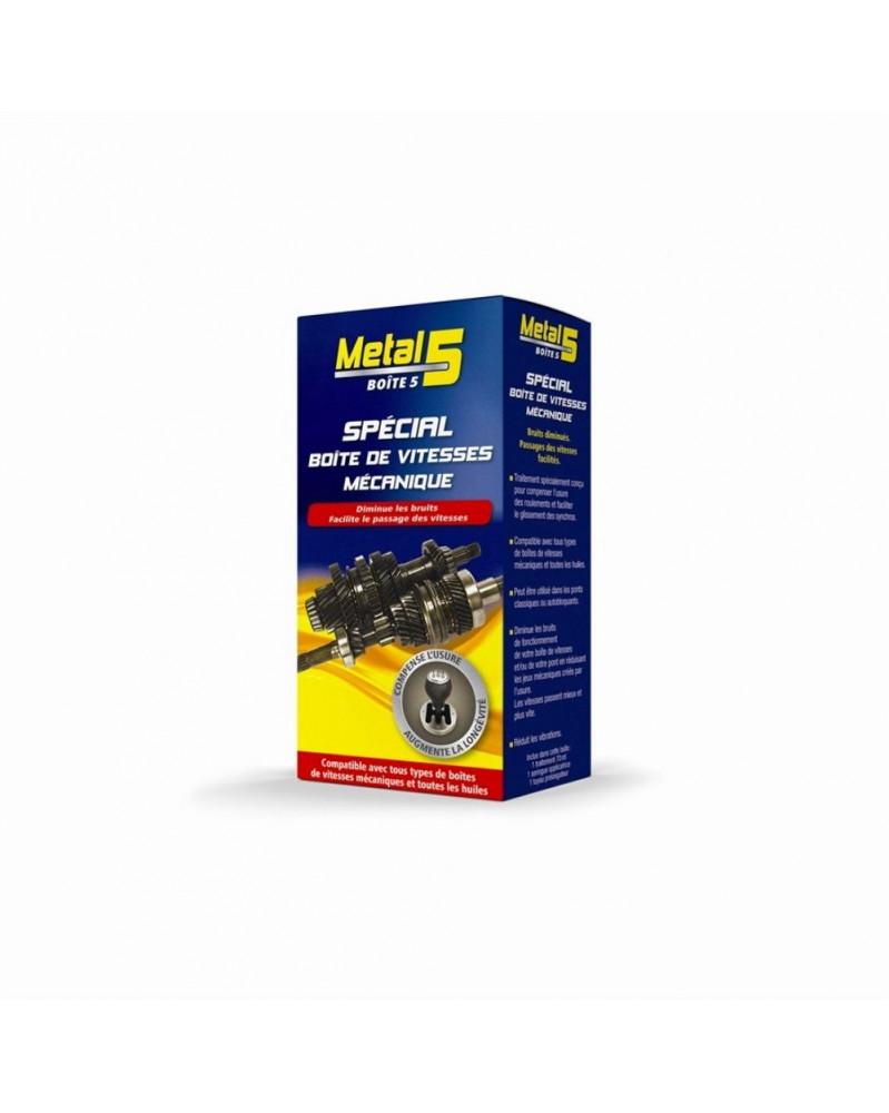 Métal 5 spécial boite de vitesses mécanique 70 ml | Mongrossisteauto.com