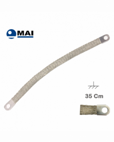 Tresse de Masse 35 cm Marque MAI