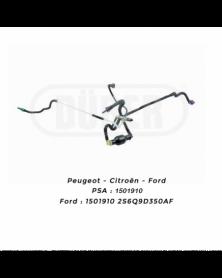 Kit poire d'amorcage avec tuyauterie de carburant Durer 1.4 HDI Peugeot 107 Citroen C1 ford fiesta