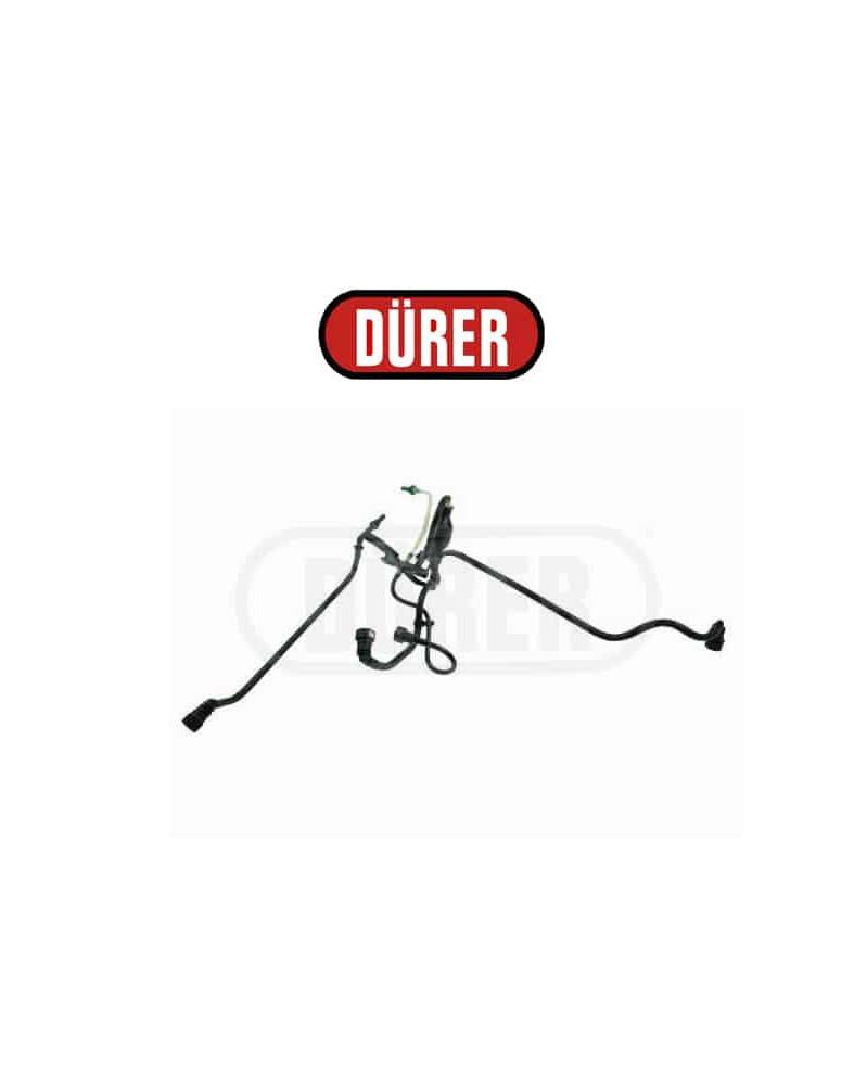 Kit poire d'amorcage avec tuyauterie de carburant Durer 1.4 HDI : 1574T1 CITROËN C2, C3, Xsara / PEUGEOT 206, 307 - [CATEGORY_