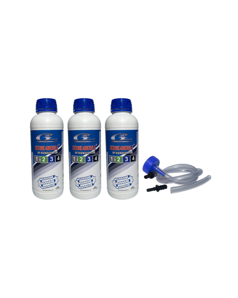 Additif FAP Cérine Universelle 3L avec kit de remplissage - 3RG