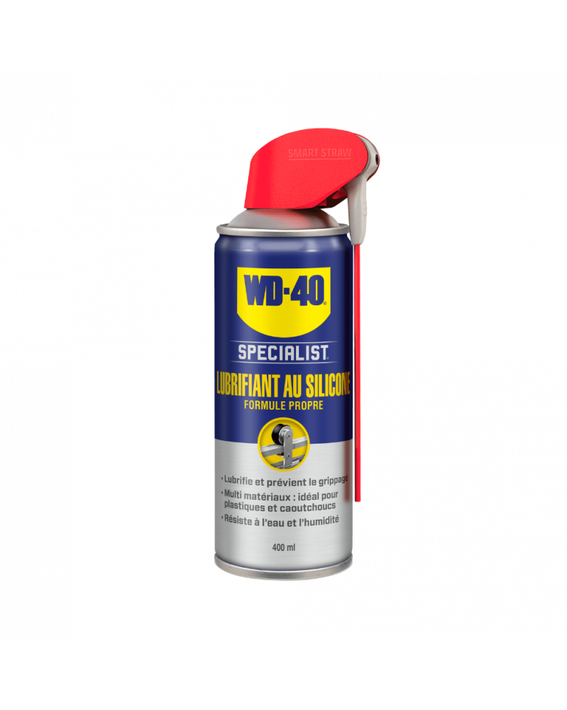 Specialist lubrifiant au silicone 400ml - WD-40   mongrossisteauto.com