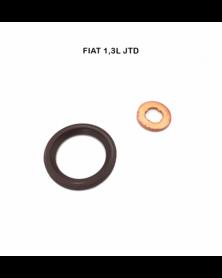 Kit joint d'injecteur FIAT et Peugeot 1,3 JTD - Durer