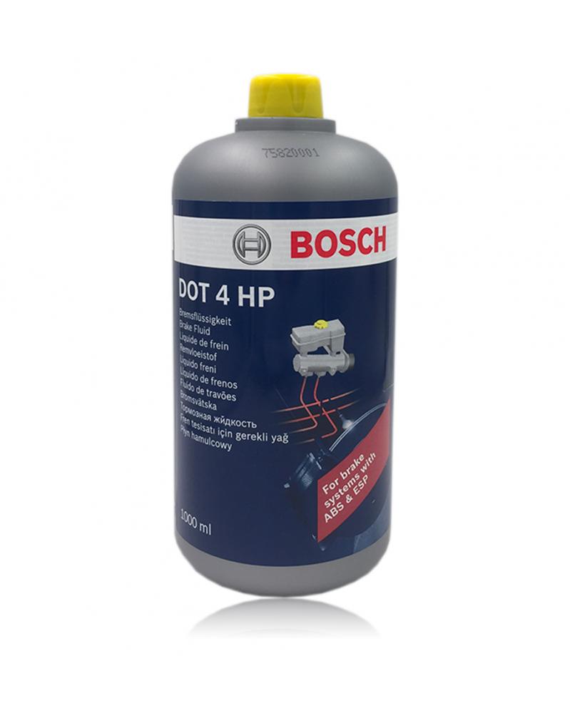 BOSCH Liquide de frein DOT 4 HP 1 Litre   mongrossisteauto.com