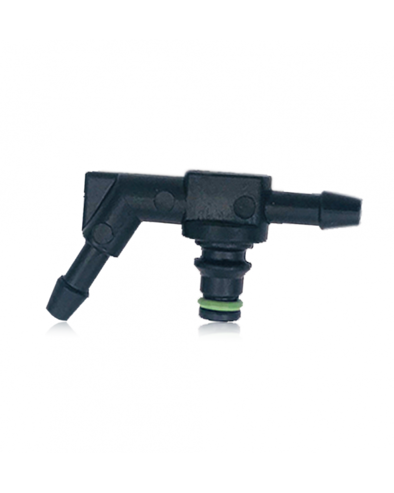 Connecteur de retour injecteur 2 voies PSA 1573.SR Bosch - Kit rampe de retour injecteurs - Mon Grossiste Auto
