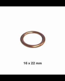 Joint de bouchon de vidange - 16 x 22 mm - RKG