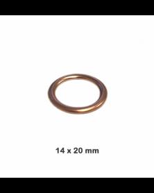 Joint de bouchon de vidange 14 x 20mm - RKG