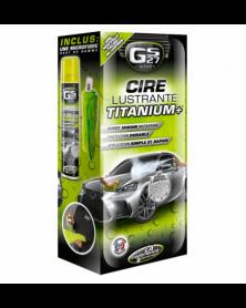 Coffret Cire lustrante Titanium+ - GS27   Mongrossisteauto.com