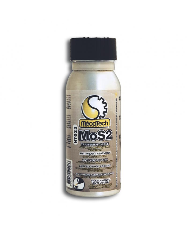 MoS2 Traitement huile anti-usure boites-ponts-réducteurs - Mecatech | Mongrossisteauto.com