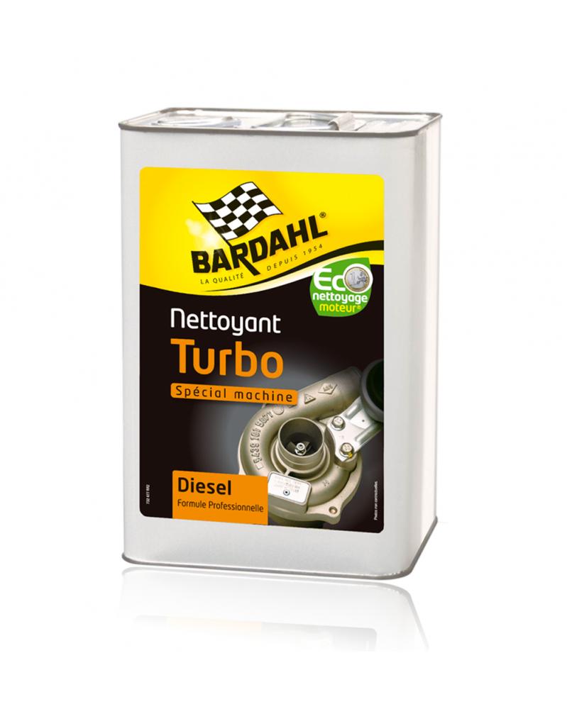 Nettoyant turbo Diesel spécial machine 5L - Bardahl | Mongrossisteauto.com