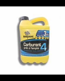 Carburant prêt à l'emploi 4 temps compatible tous moteurs 5L - Bardahl