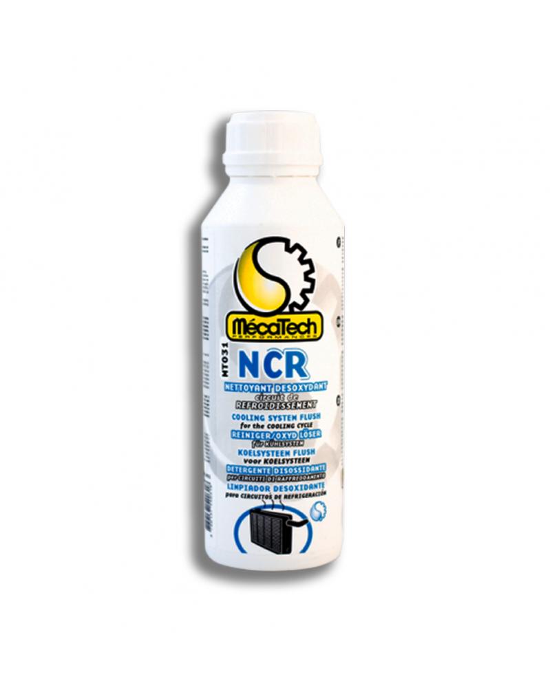 NCR Nettoyant desoxydant Circuit de Refroidissement 250ml - Mecatech   Mongrossisteauto.com