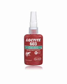 LOCTITE 603, scelroulement Haute Fixation Raccord Cylindrique 50ml