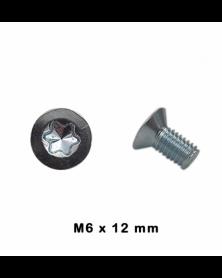 RKG - Vis de disque de frein Classe 4.8 - 06x12 mm