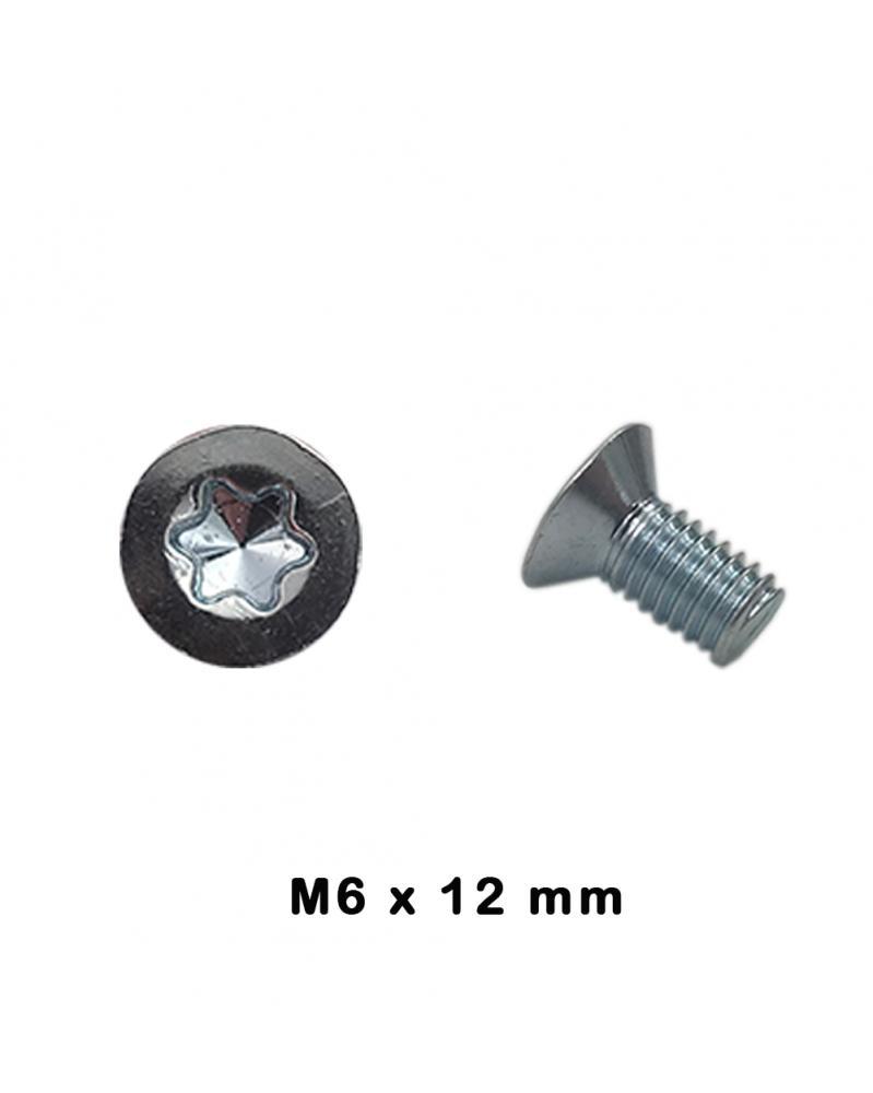 RKG - Vis de disque de frein Classe 4.8 06x12 mm  Mon Grossiste Auto