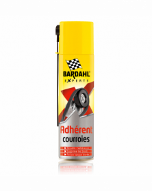 Adhérent courroie 250ml - Bardahl | Mongrossisteauto.com