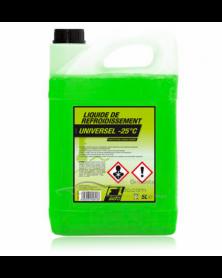 Liquide de refroidissement vert - 25° Universel FL'Auto 5L