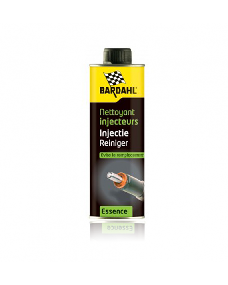 Nettoyant injecteur essence 500ml - Bardahl | Mongrossisteauto.com