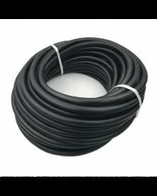 Cable de démarrage 50mm2, poids lourd, camping car (au mètre) - NOIR
