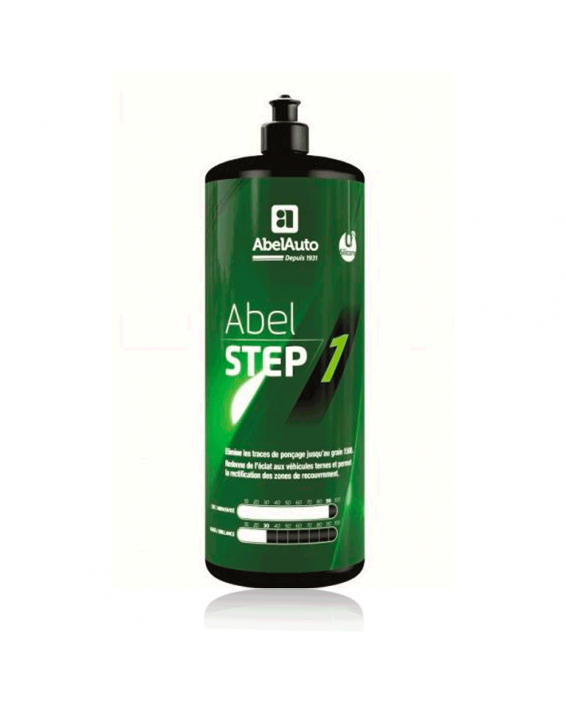 Polish abrasif Step 1 1L - Abel Auto | Mongrossisteauto.com