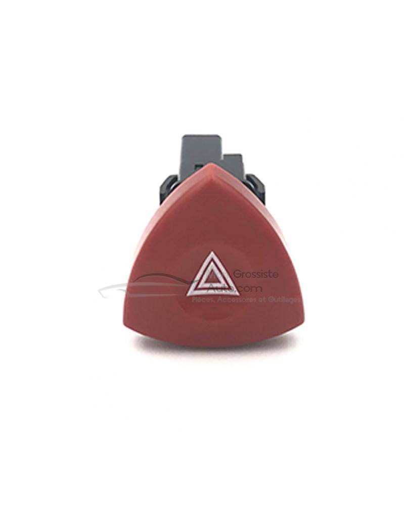 Interrupteur feux de détresse, bouton Renault   Mongrossisteauto.com
