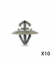 Agrafe carrosserie - x15 - Automobile - (7703077422) - 3RG