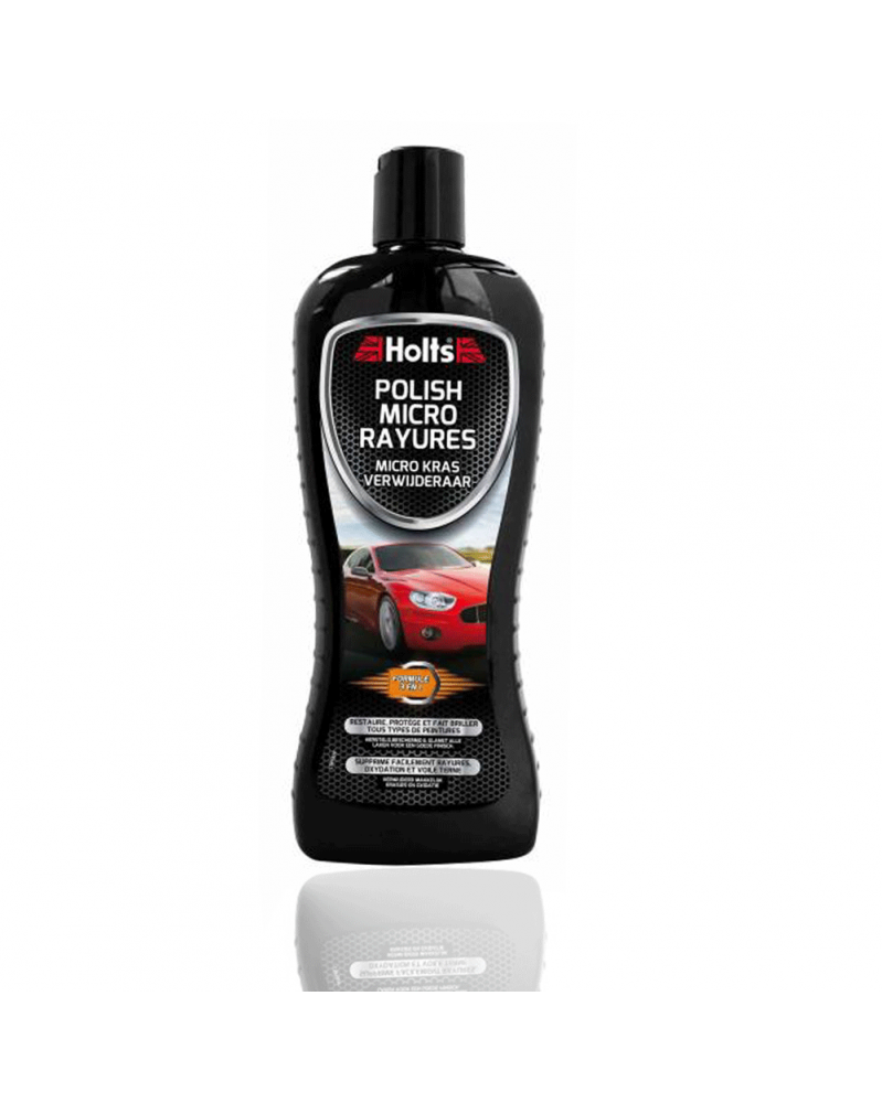 Micro rayures voiture - Polish - Holts 500ml | Mongrossisteauto.com