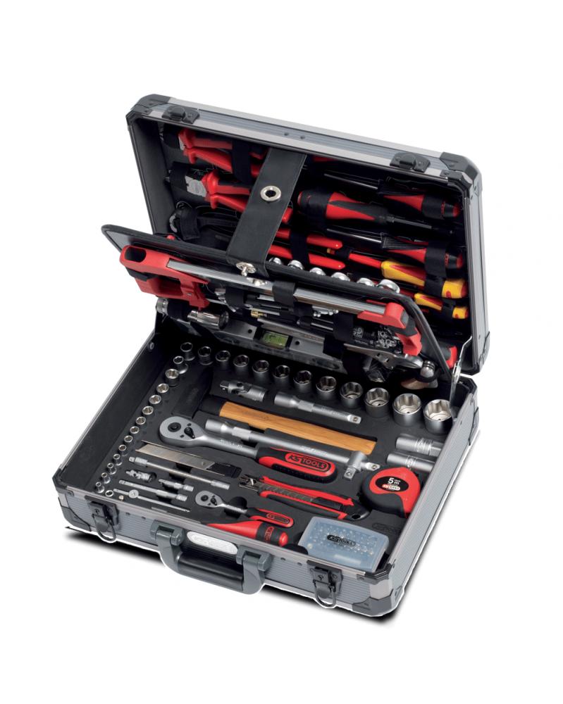 Malette à outils, complète 922.0731 KS TOOLS   Mongrossisteauto.com