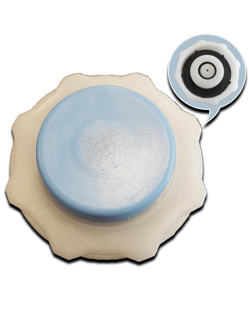 Bouchon réservoir liquide de refroidissement - (7700760508) - 3RG   Mongrossisteauto.com