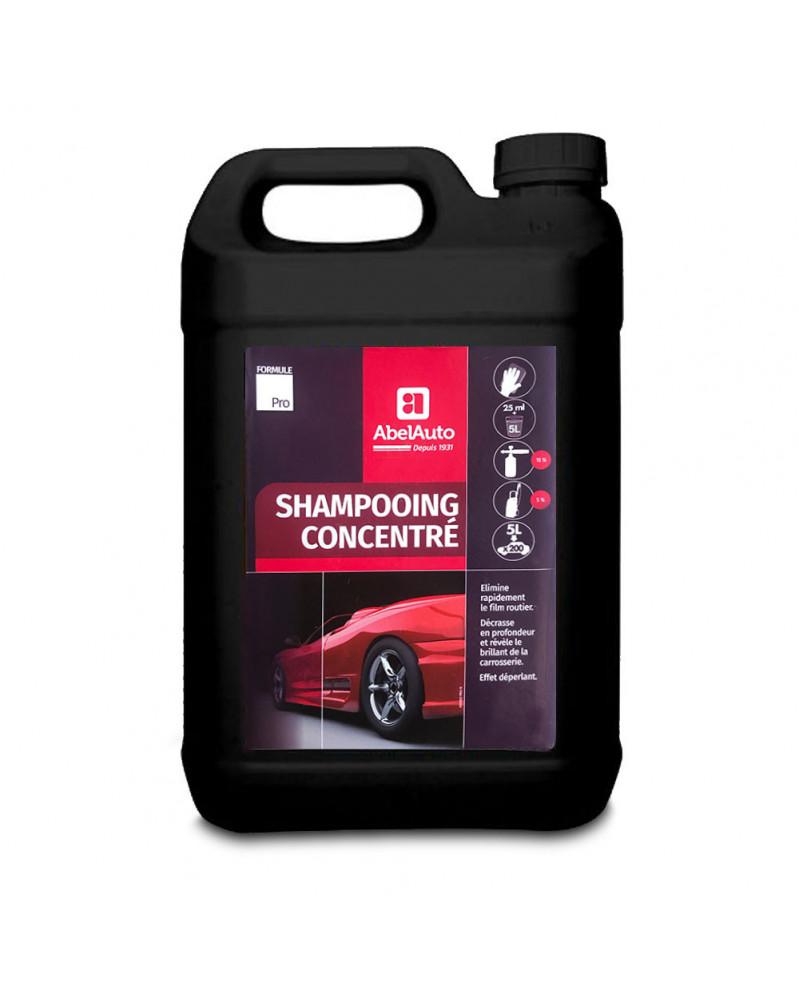 Shampoing concentré 5L - Abel Auto | Mongrossisteauto.com