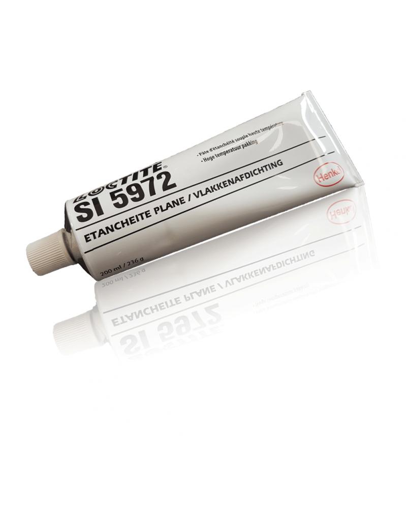 Loctite SI 5972 - pâte d'étanchéité plane 200 ml | Mongrossisteauto.com