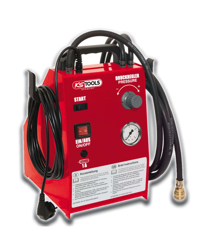 Purgeur liquide de frein électrique (160.0700) KS TOOLS | Mongrossisteauto.com