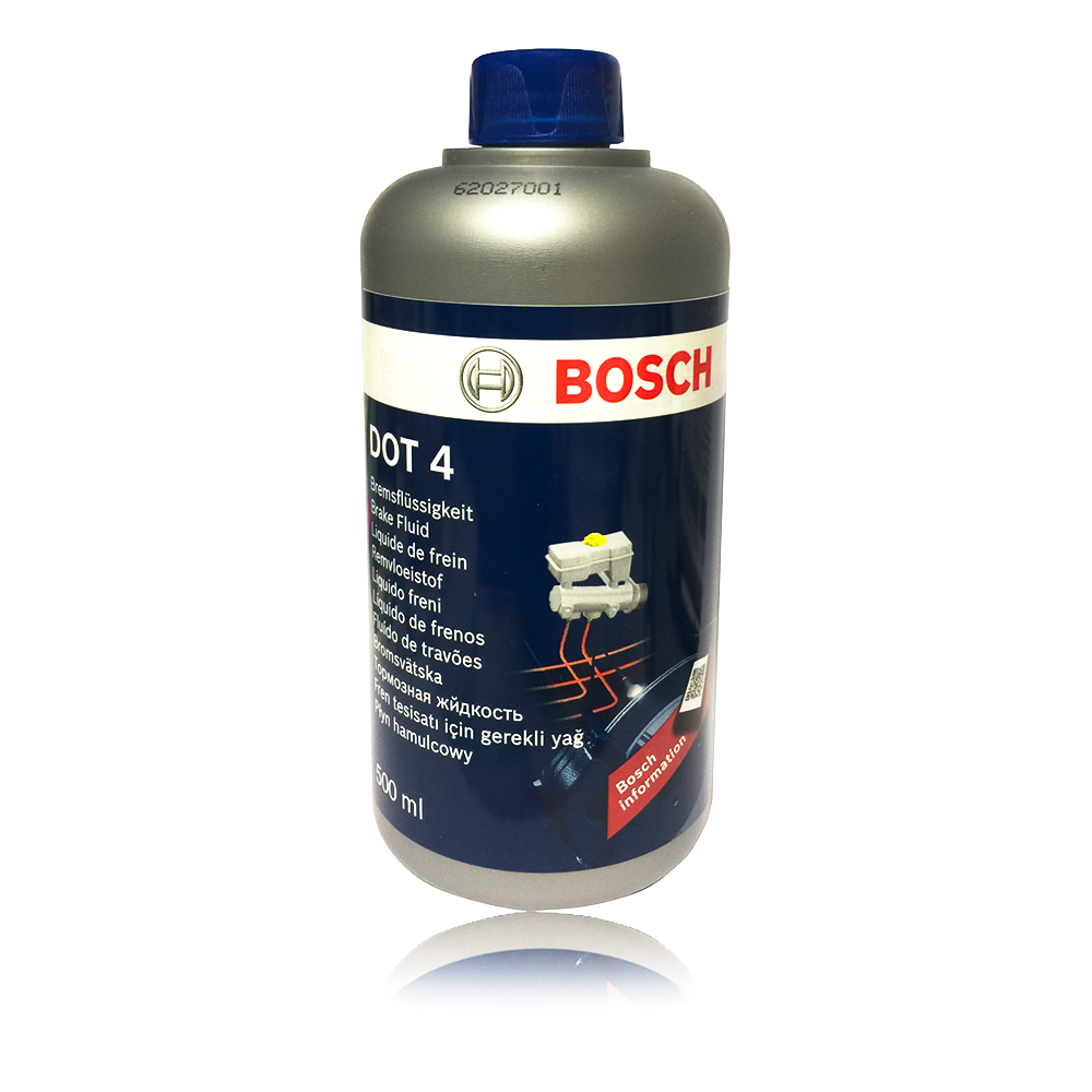 bosch liquide de frein dot 4 500 ml offre speciale. Black Bedroom Furniture Sets. Home Design Ideas