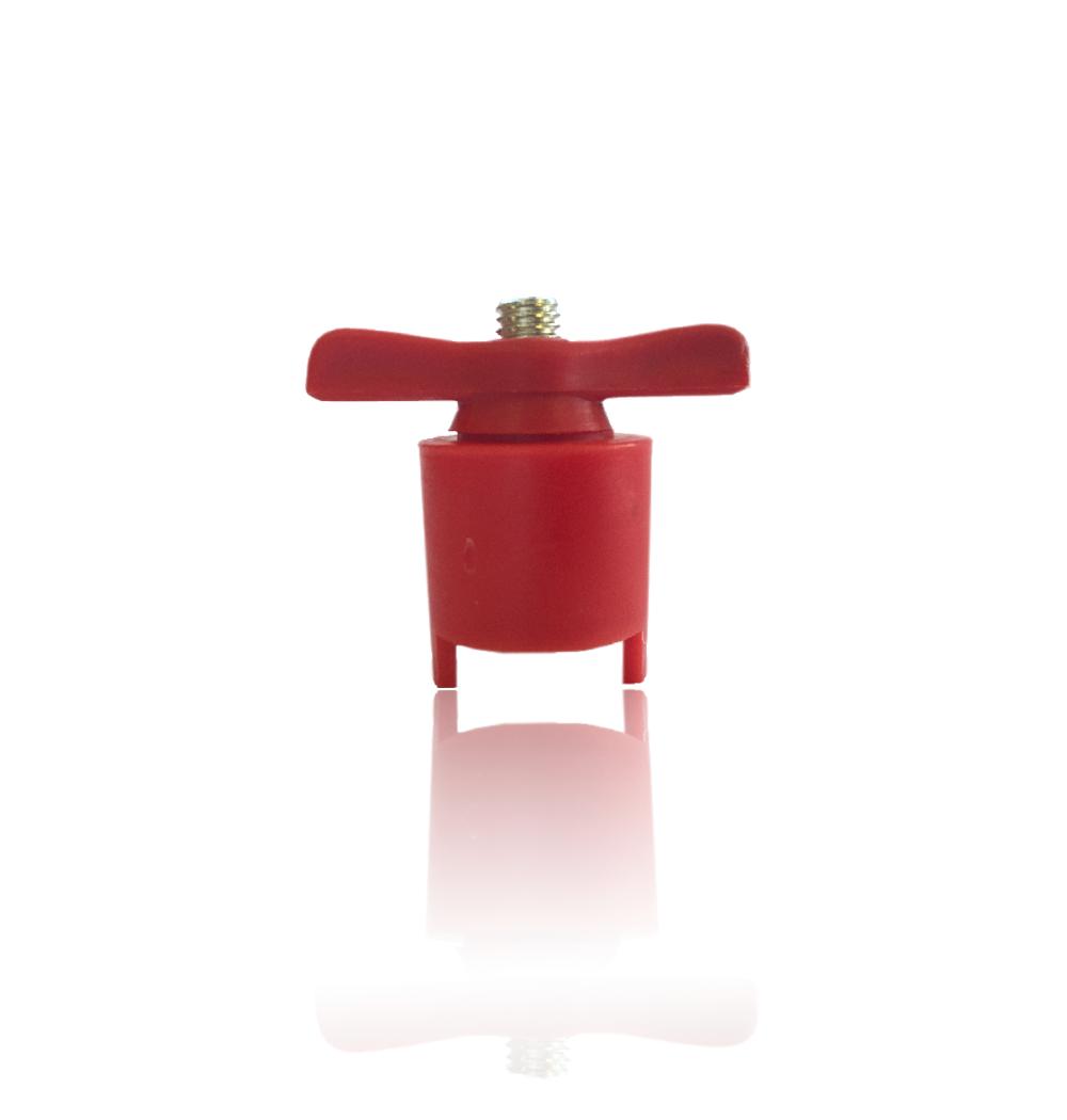 Robinet de Batterie Coupe Circuit Cosses Rouge Vert Type Arelco Qualité PRO