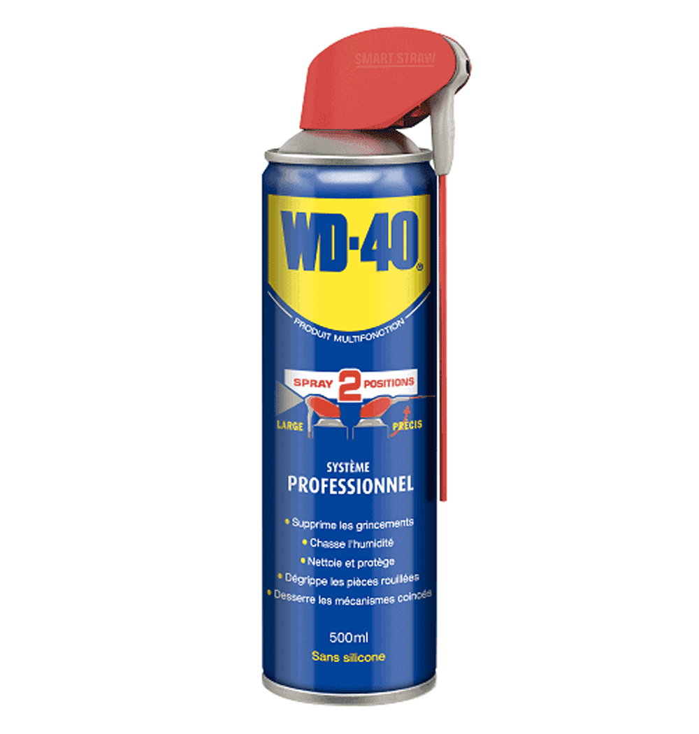 WD40 lubrifiant dégrippant - Mon Grossiste Auto