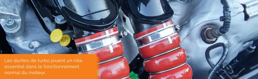 Les durites de turbo jouent un rôle essentiel dans le fonctionnement normal du moteur.